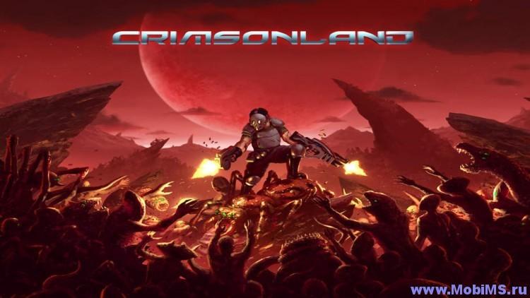 Игра Crimsonland HD + Мод все открыто для Android