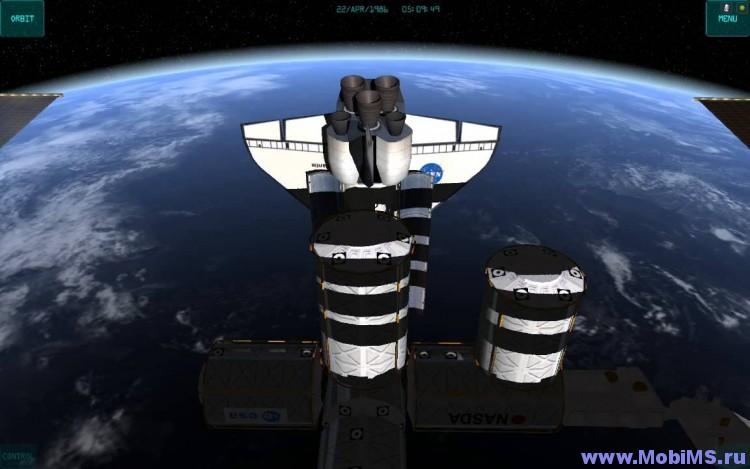 Игра Space Simulator для Android