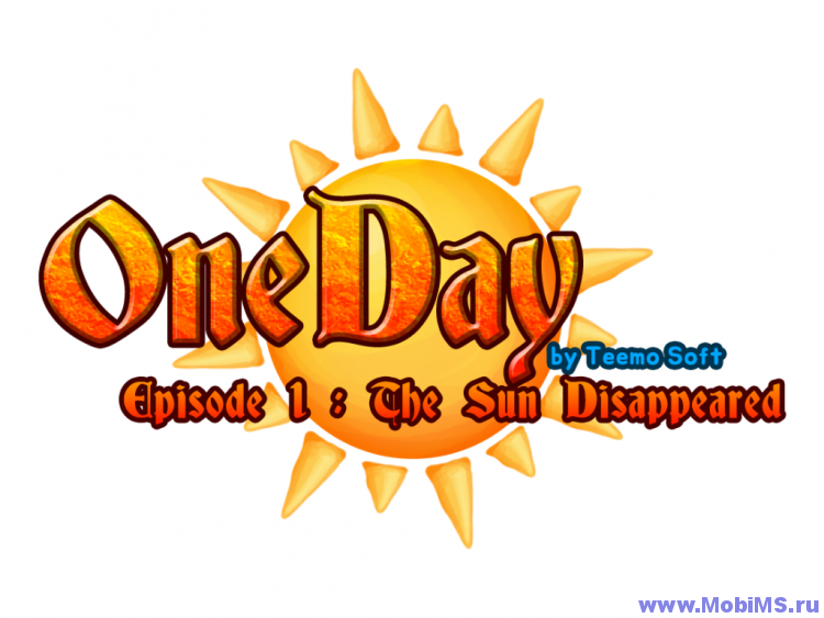 One Day : The Sun Disappeared