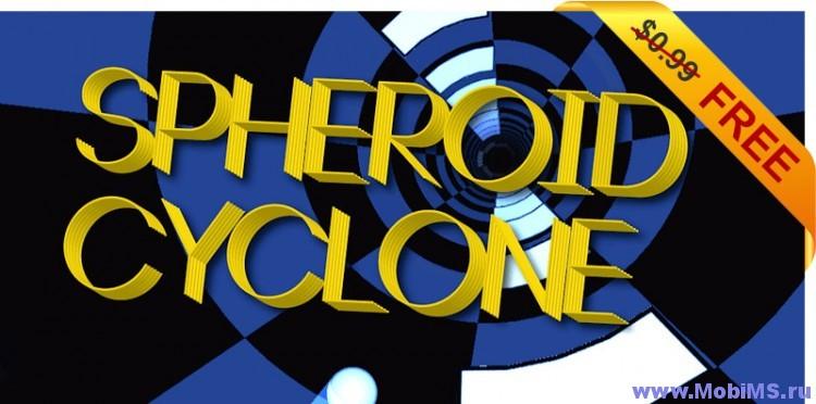 Игра Spheroid cyclone для Android