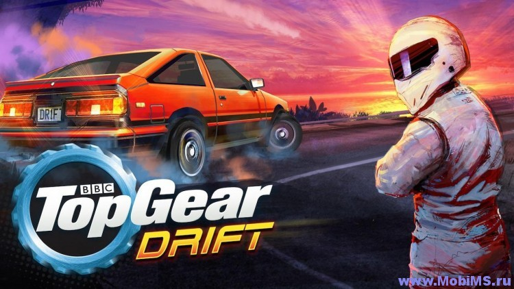 Игра Top Gear: Drift Legends для Android