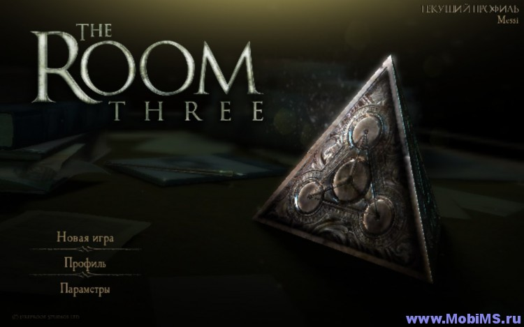 Игра The Room Three для Android