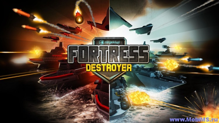 Игра Fortress: Destroyer для Android