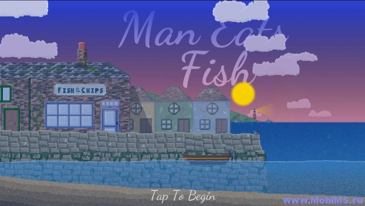 Игра Man Eats Fish для Android