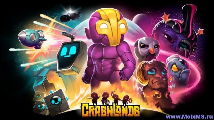 Игра Crashlands для Android