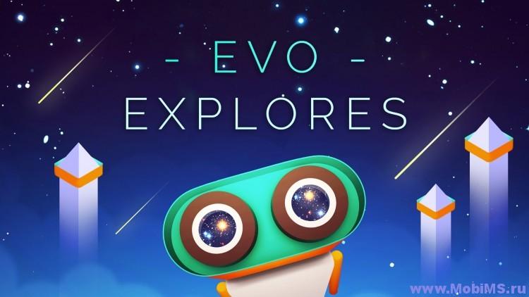 Игра Evo Explores для Android