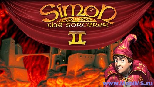 Игра Simon the Sorcerer 2 для Android