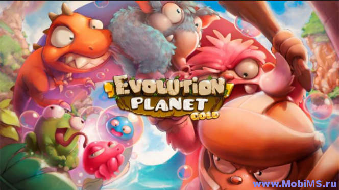 Игра Evolution Planet: Gold Edition для Android