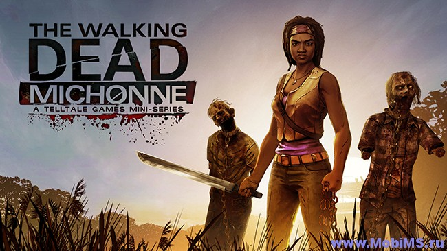 Игра The Walking Dead: Michonne для Android
