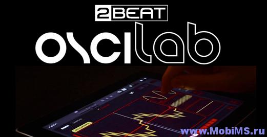 Приложение Oscilab Pro - Groovebox & MIDI для Android
