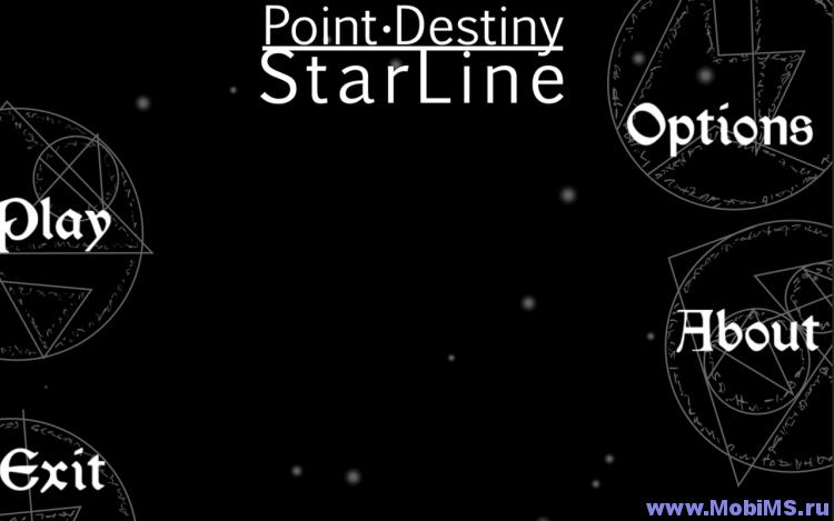 Игра Point Destiny: StarLine для Android