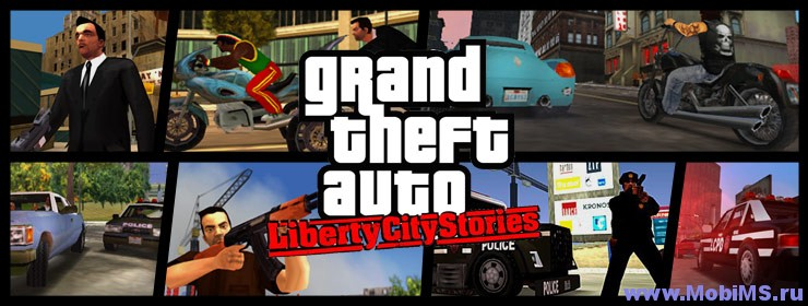 Игра GTA: Liberty City Stories для Android