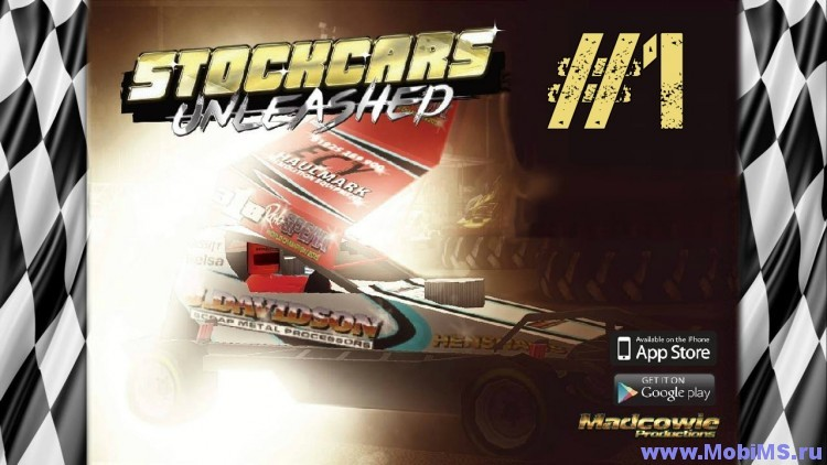 Игра Stockcars Unleashed для Android
