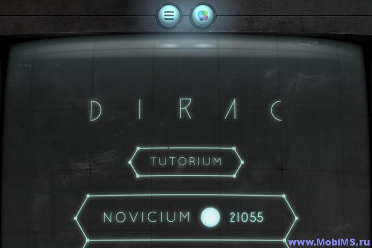 Игра DIRAC для Android
