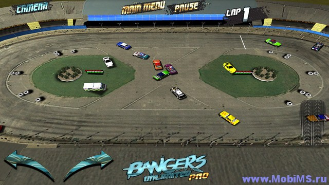 Игра Bangers Unlimited Pro для Android