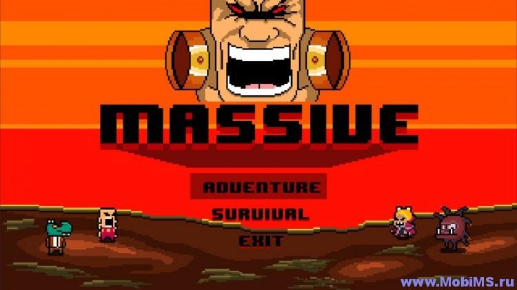 Игра Massive для Android