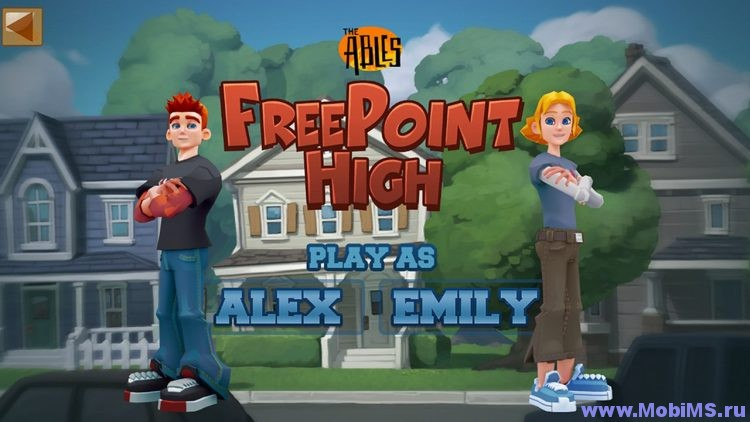 Игра The Ables: Freepoint High для Android