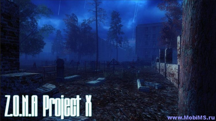 Игра Z.O.N.A Project X Redux для Android