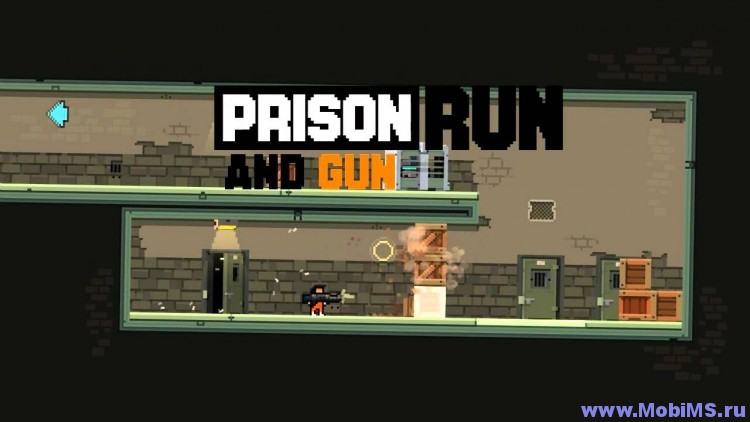 Игра Prison Run and Gun для Android