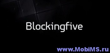 Игра Blockingfive (Крестики-нолики) для Android