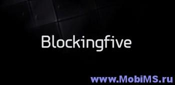 Игра Blockingfive (Крестики-нолики) для Android