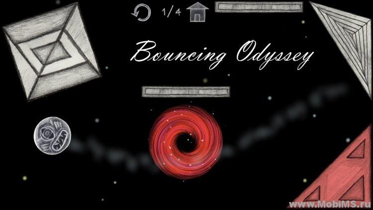 Игра Bouncing Odyssey для Android