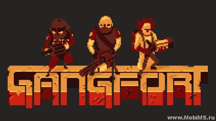 Игра GANGFORT для Android