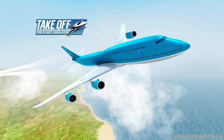 Игра Take Off The Flight Simulator для Android