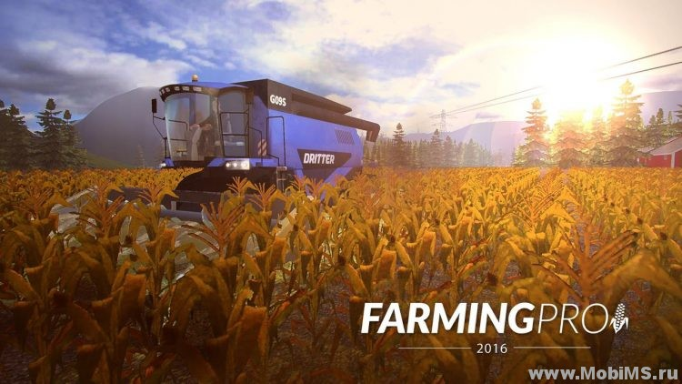 Игра Farming PRO 2016 для Android