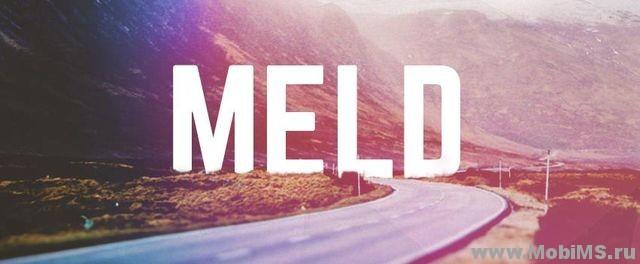 Приложение Meld (madewithmeld) для Android