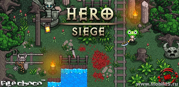 Игра Hero Siege: Pocket Edition для Android