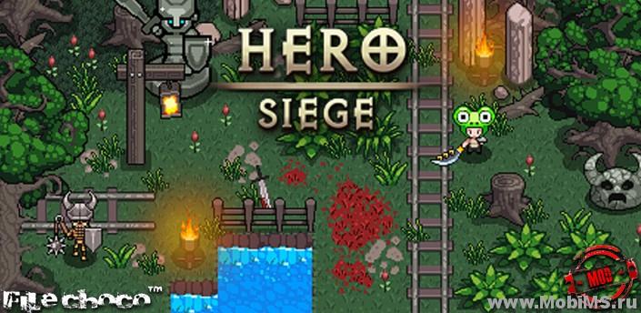 Игра Hero Siege: Pocket Edition для Android
