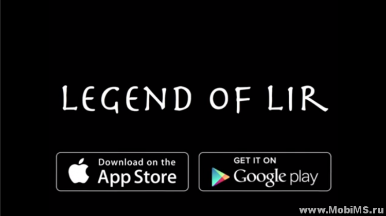 Игра Legend of Lir для Android