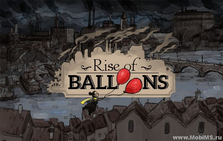 Игра Rise of Balloons для Android