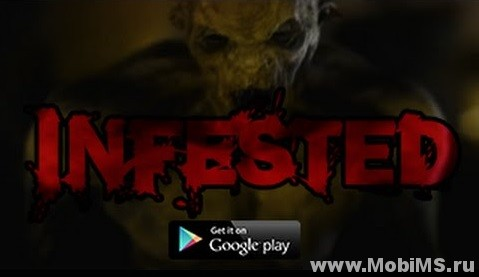 Игра Infested 2-Escape horror game для Android