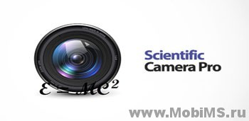 Приложение Scientific Camera Pro для Android