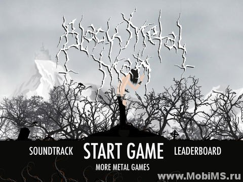 Игра Black Metal Man 2 для Android