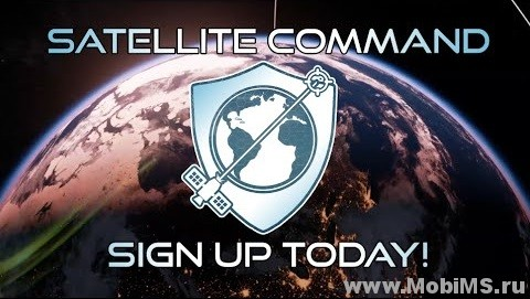 Игра Satellite Command для Android