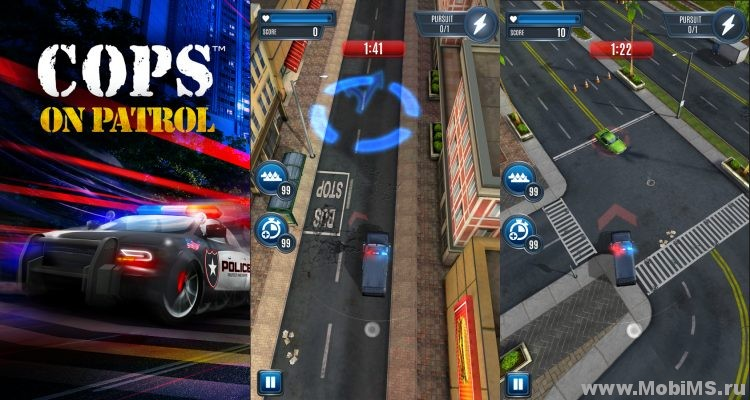 Игра Cops - On Patrol для Android