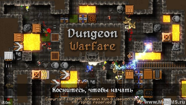 Игра Dungeon Warfare для Android