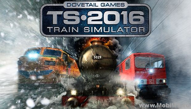 Игра Train Simulator 2016 HD для Android