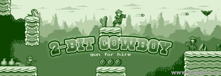 Игра 2-bit Cowboy для Android