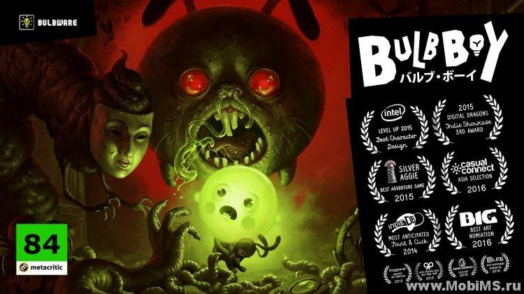 Игра Bulb Boy для Android