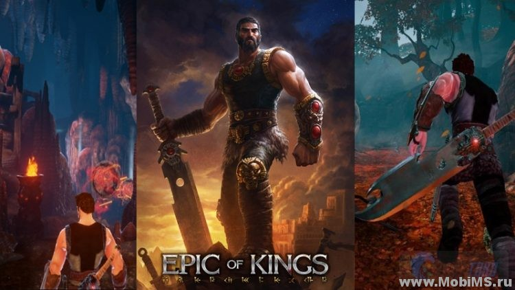 Игра Epic of Kings для Android