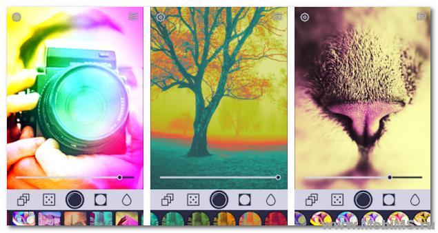 Приложение Cambi Camera для Android