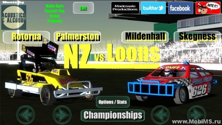 Игра NZ vs Loons для Android