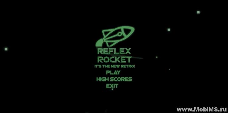 Игра Reflex Rocket для Android