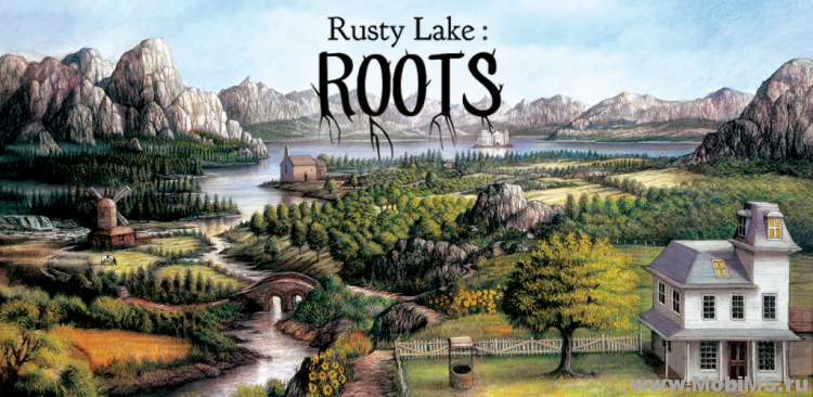 Игра Rusty Lake: Roots для Android