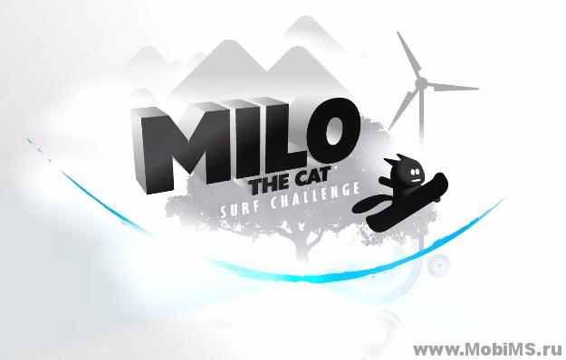 Игра MiloTheCat Surf Challenge для Android