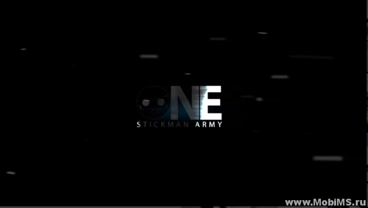 Игра One Stickman Army для Android